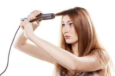 Долговременное выпрямление волос