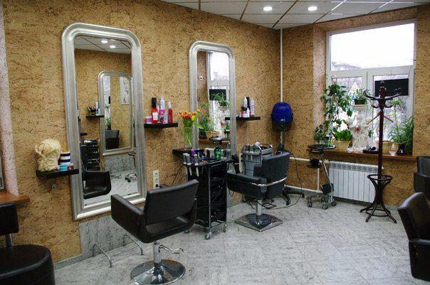 незнакомка на передовой 15 парикмахерская