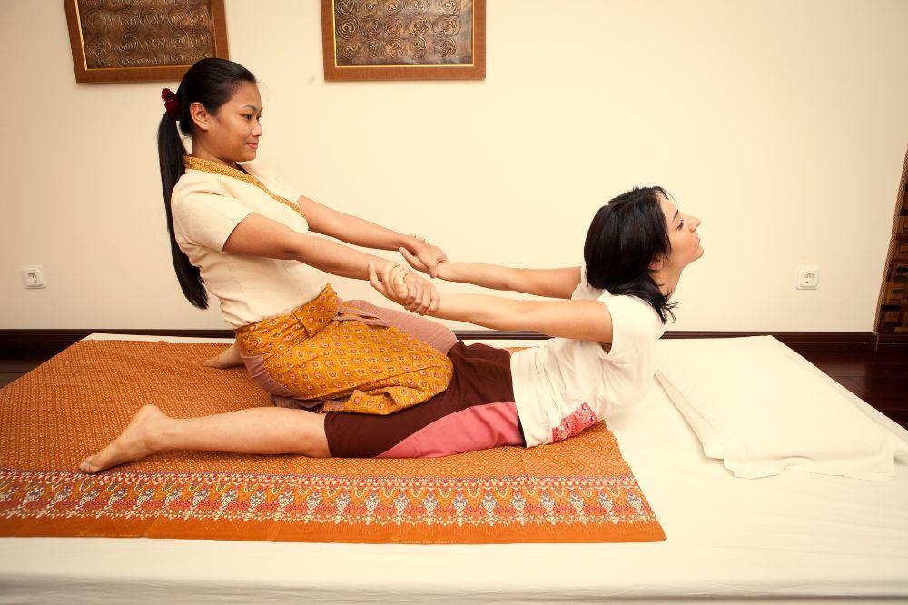 тайский массаж уралмаш