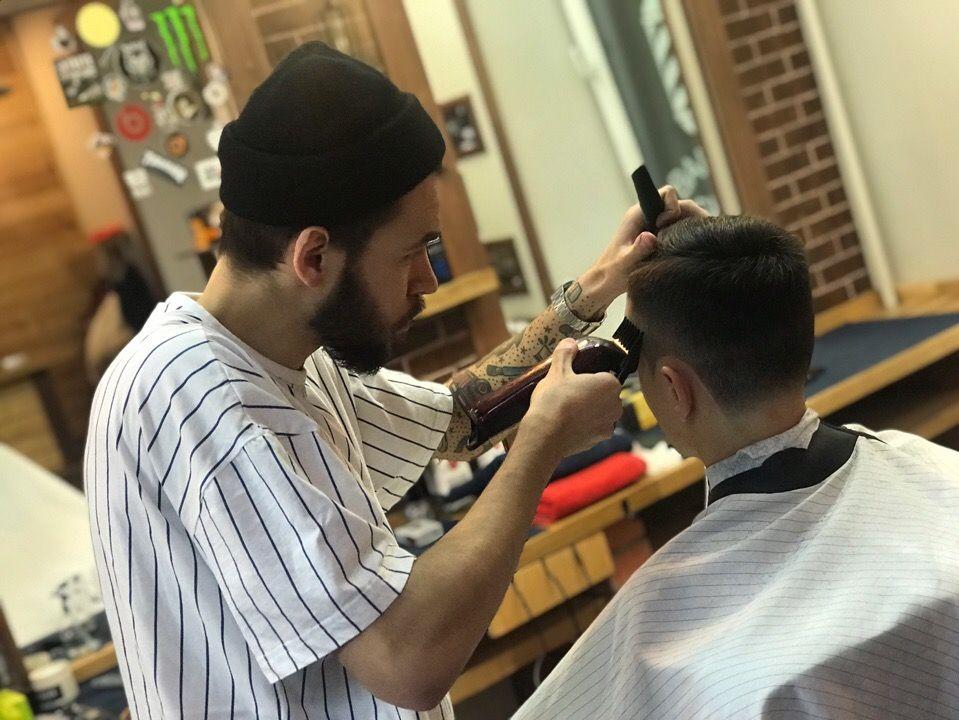 Салон HB Barbershop, фото №6