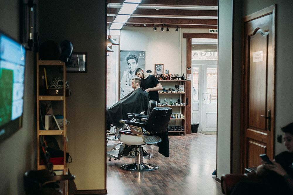 Салон HB Barbershop, фото №3