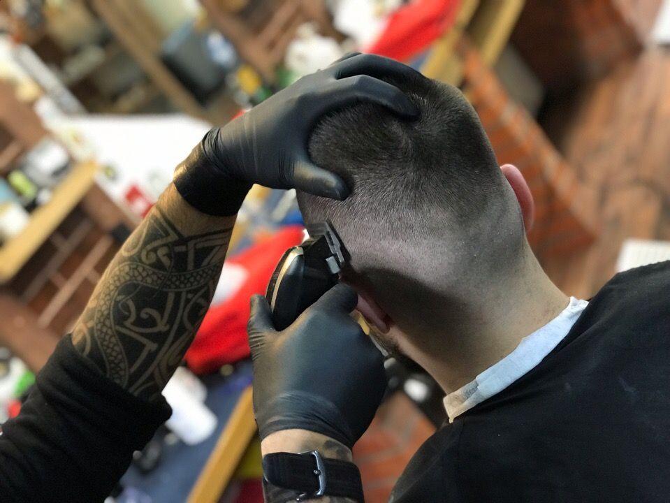 Салон HB Barbershop, фото №10