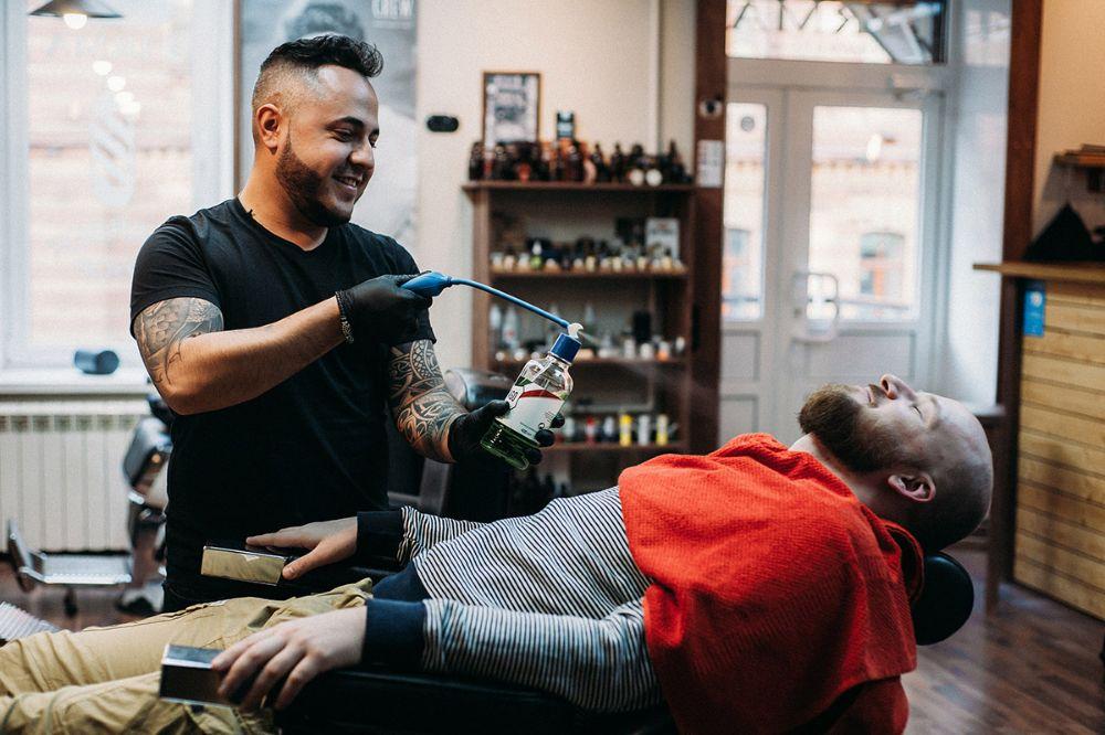 Салон HB Barbershop, фото №2